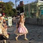 koi travel, Harajuku walking tour