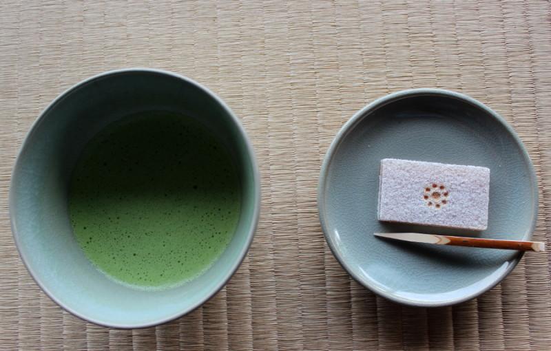 koi travel, tea ceremony