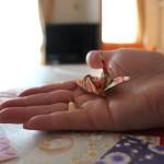 koi travel, origami